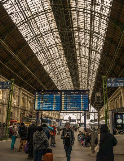 Budapest station