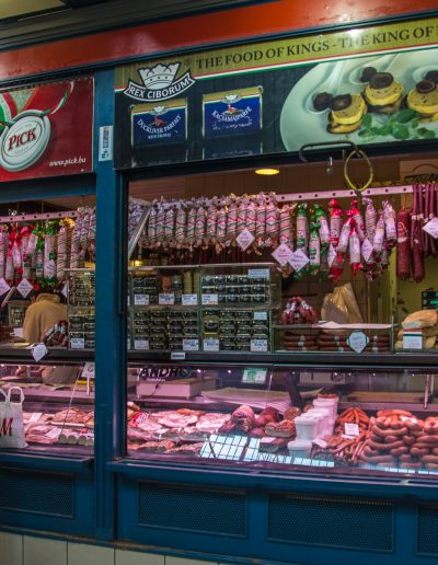 meat lover's stall