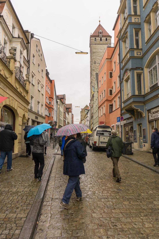 Regensburg street