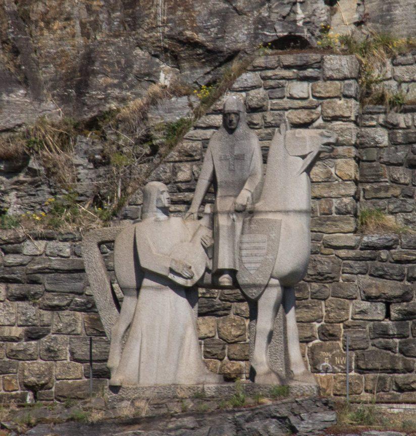 Richard the Lionheart sculpture