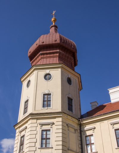 abbey tower