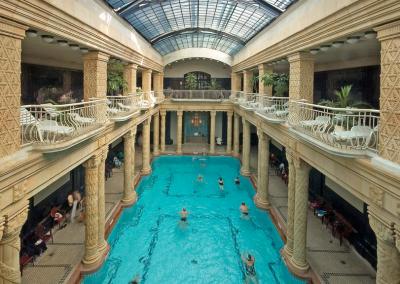 The Gellert Bath