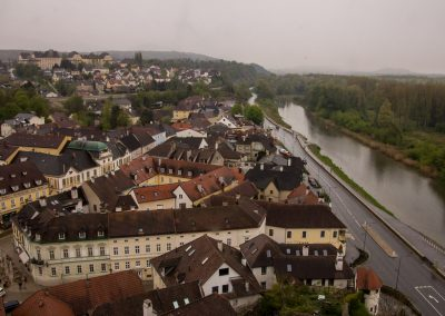Down to the Danube