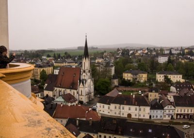 Melk, from the Abbey