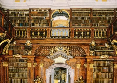 Abbey library