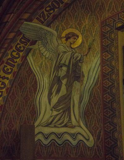 painted angel