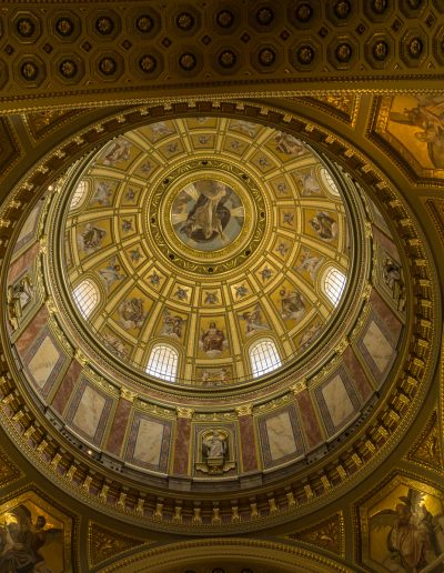 st stephen's dome