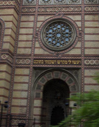 Beautiful Jewish Synagogue