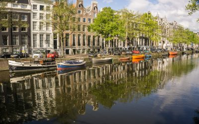 Day 11: We All Went Down to Amsterdam