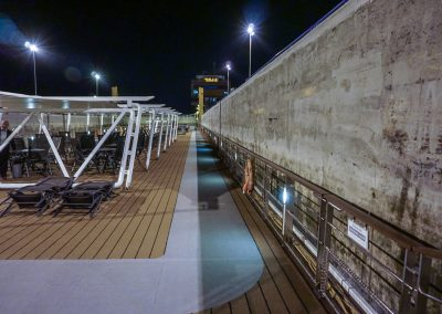 lock view from sun deck