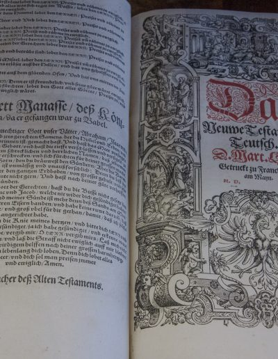 Luther New Testament